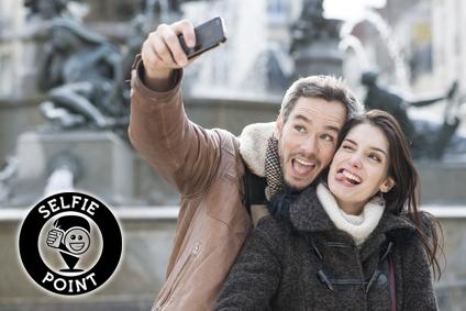 Kein Selfie, kein Smartphone