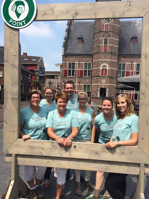 Selfie-Points in Gennep