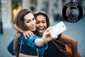 Selfie-Points in Xanten