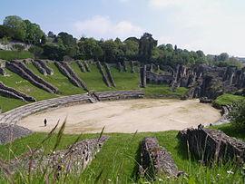 Amphithéâtre Gallo Romain
