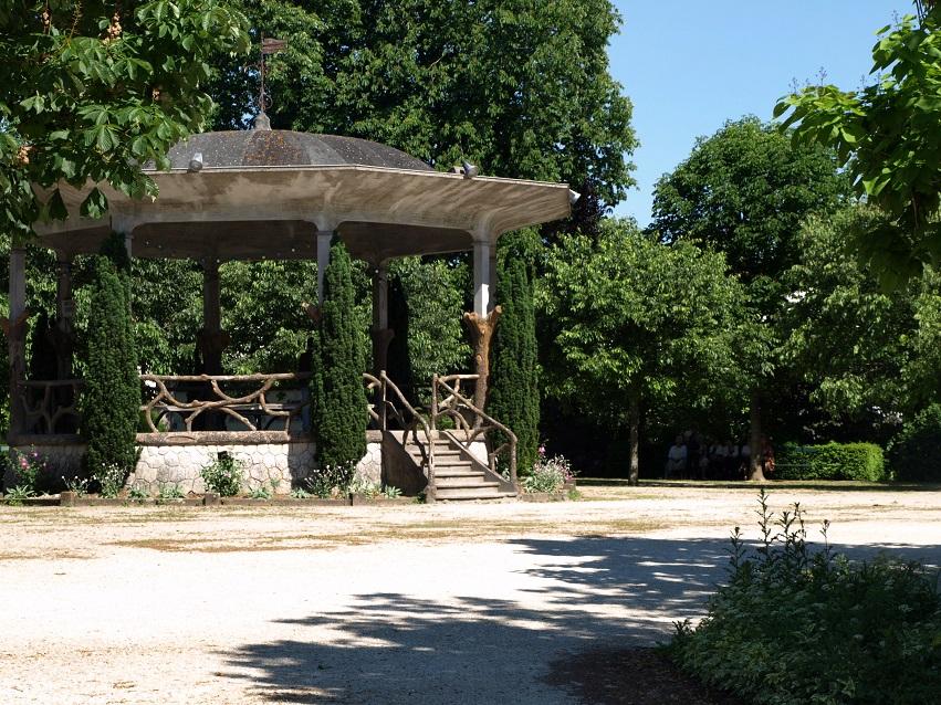 Selfie-Point Jardin Public