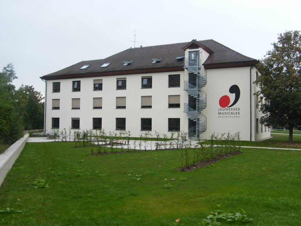 Musikakademie Weikersheim jetzt mit Selfie-Point